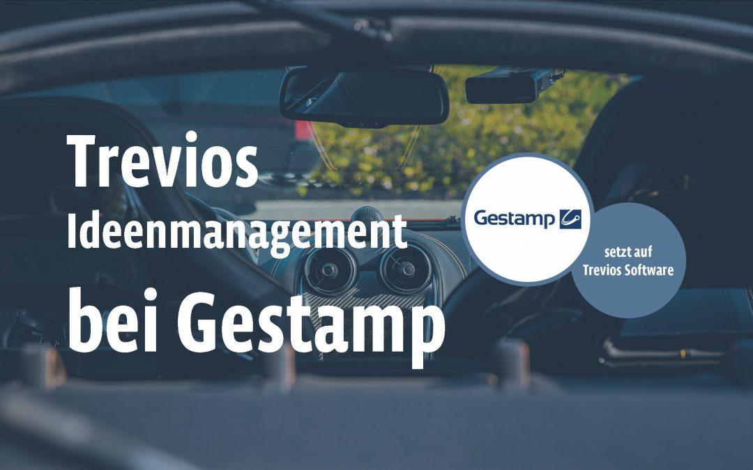 """Trevios bei Gestamp: """"Mehr Akzeptanz für das Ideenmanagement"""""""