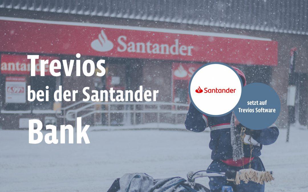 Beschwerdemanagement bei der Santander Consumer Bank – Trevios schafft Abhilfe