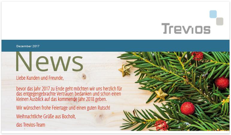 Newsletter Dezember 2017