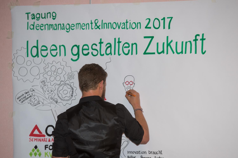 Trevios auf der Tagung Ideenmanagement und Innovation 2017
